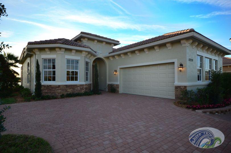 PGA Verano Model Homes