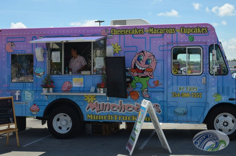 Munchcakes, Food Truck Invasion Tradition, Port St Lucie, FL