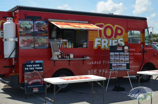 Top Fries, Food Truck Invasion Tradition, Port St Lucie, FL