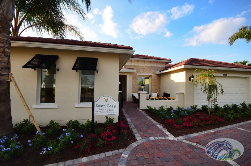 Vitalia at Tradition Model Homes,  The Space Coast Model