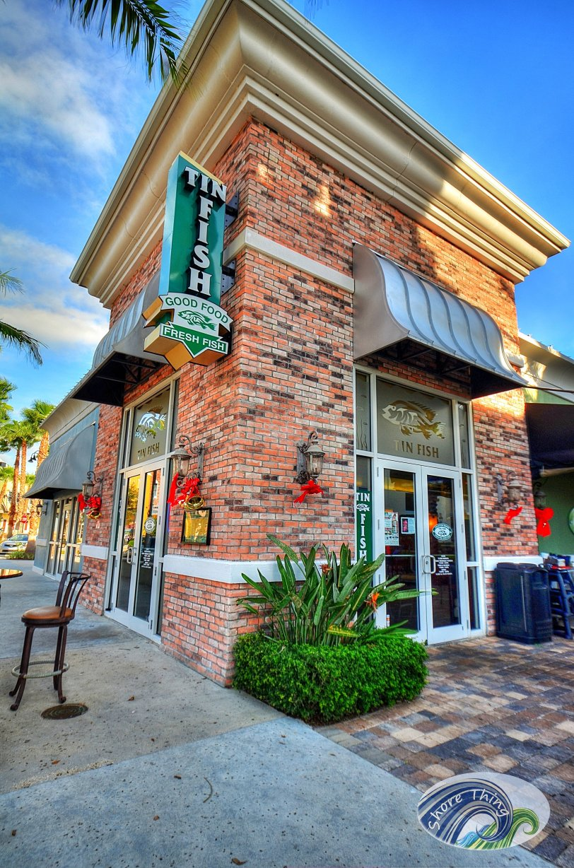 Tin Fish Restaurant Port St Lucie