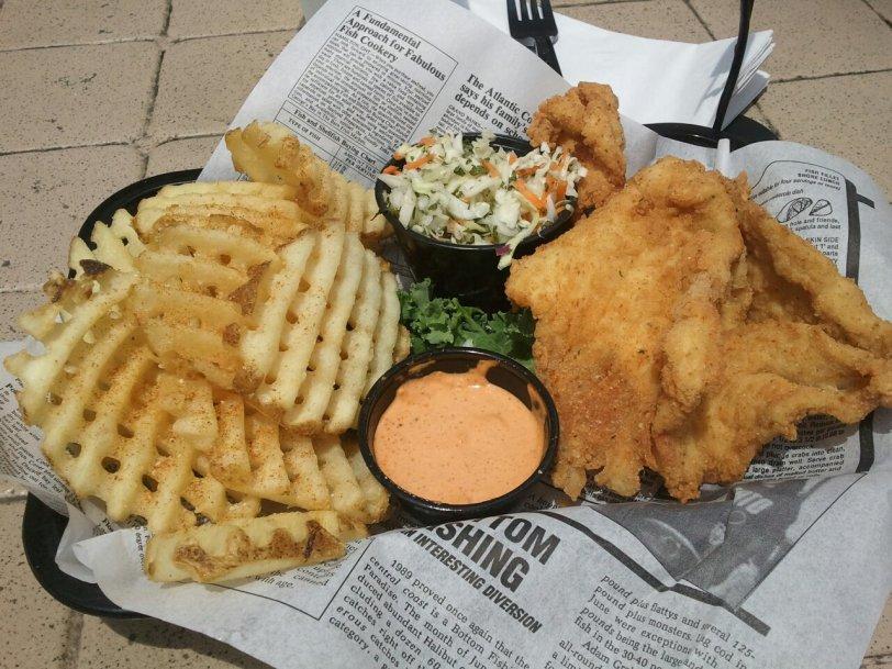 Tin Fish Tradition