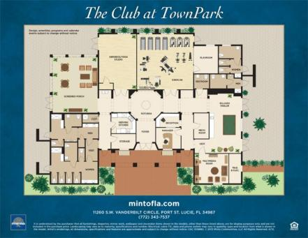 Town Park at Tradition Clubhouse