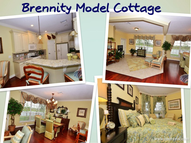 Brennity Cottage Model
