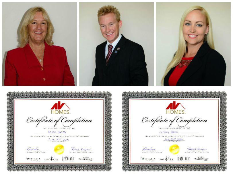 AV Certified Realtors