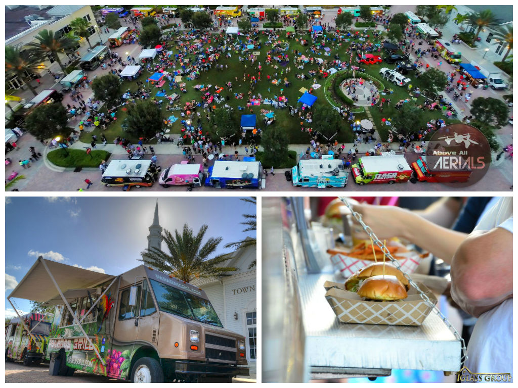 Food Truck Invasion Tradition