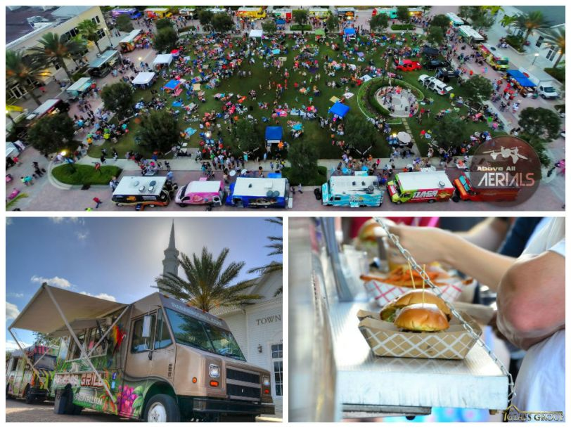 Traditions Food Truck Invasion