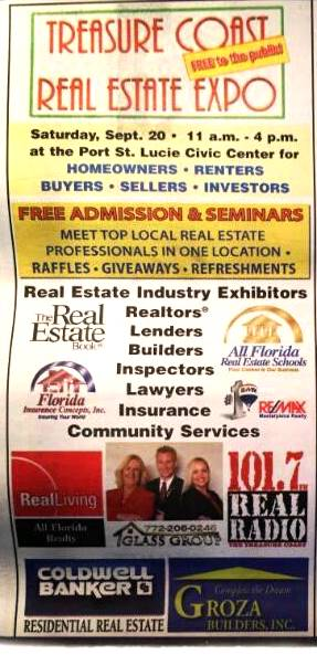 Treasure Coast Real Estate Expo