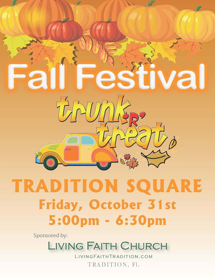 Trunk R Treat Tradition Port St Lucie