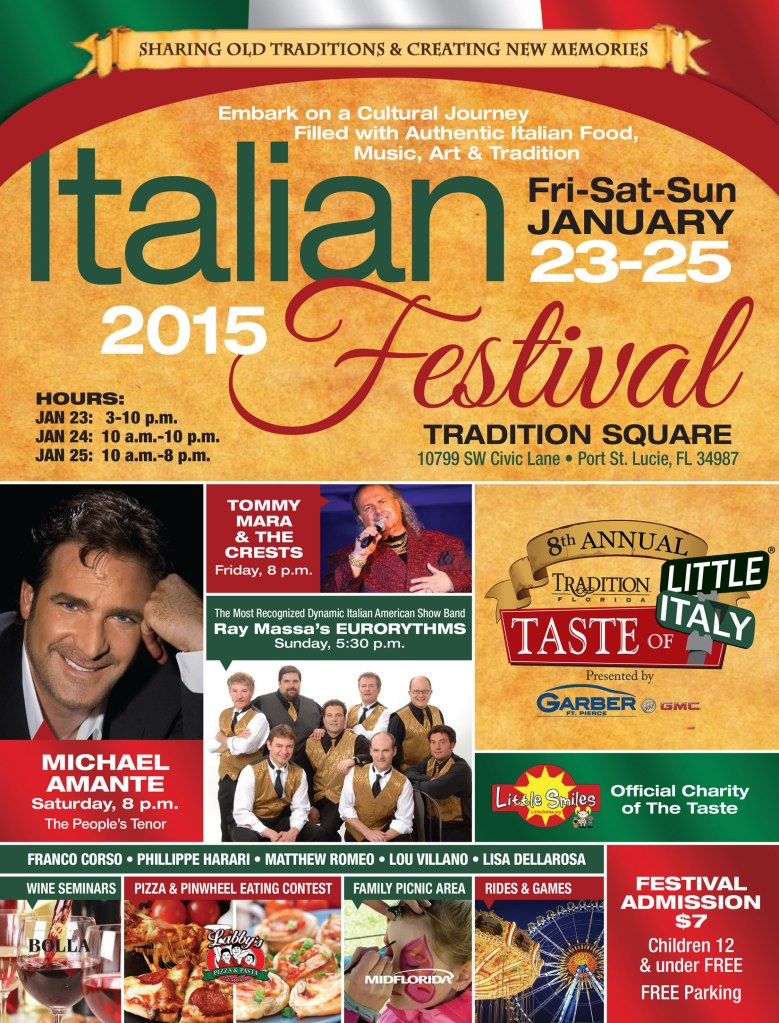 Courtesy of www.tasteoflittleitaly.net