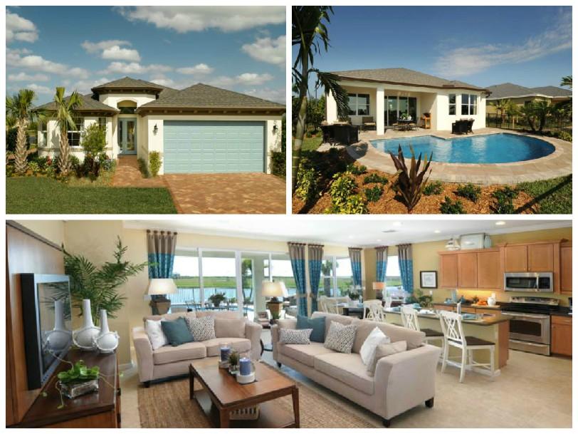 Single Family Home Option-Gulfstream