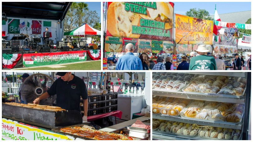 Taste of Little Italy Tradition
