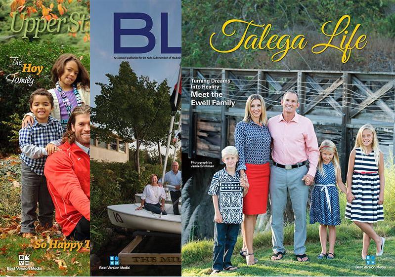 Best Version Media Magazines